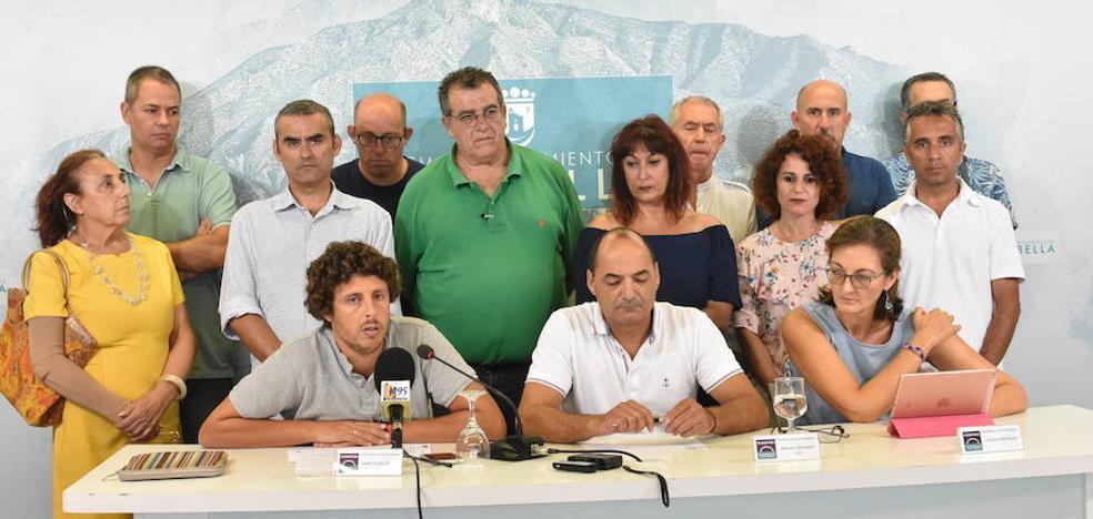 Podemos ofrece a OSP aprobar los presupuestos de 2018 y 2019 para evitar un gobierno del PP en Marbella