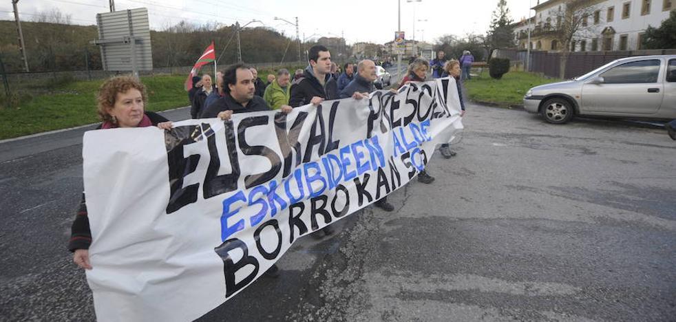 En libertad el preso de ETA Mikel Arretxe tras cumplir seis años