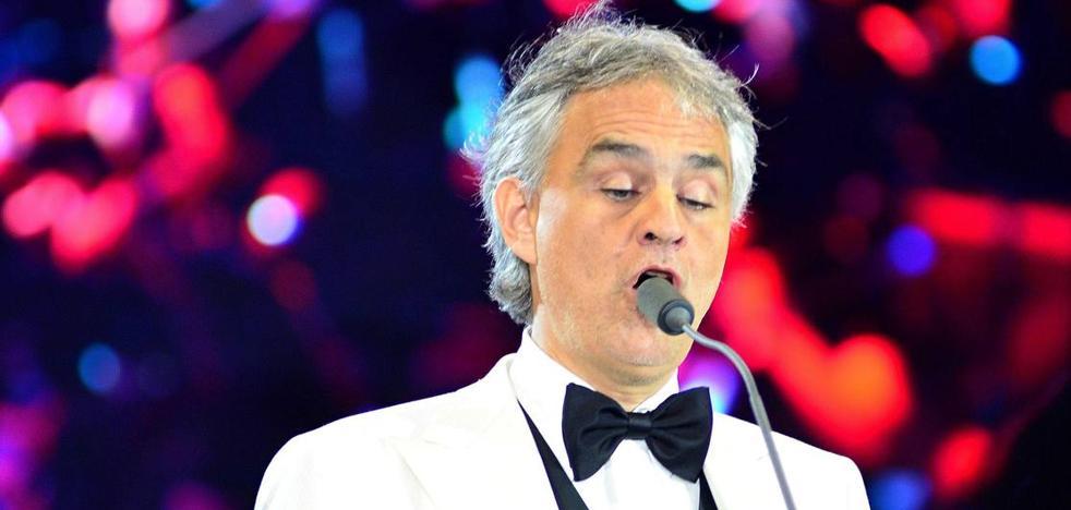 Andrea Bocelli pospone el concierto de esta noche en Starlite por motivos de salud