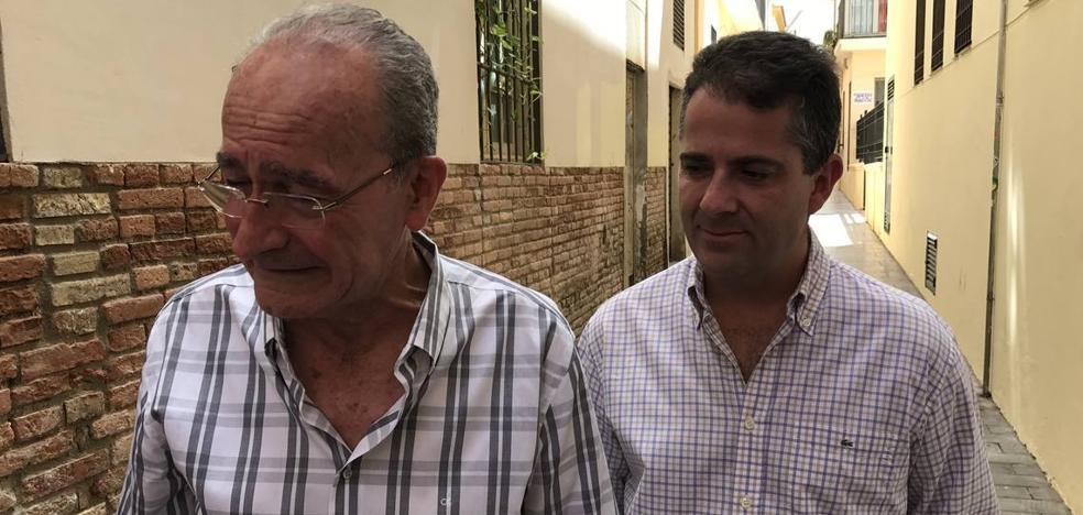 De la Torre: «Estoy sorprendido de que no hayan desconvocado la huelga; algunos taxistas de Málaga están cansados»