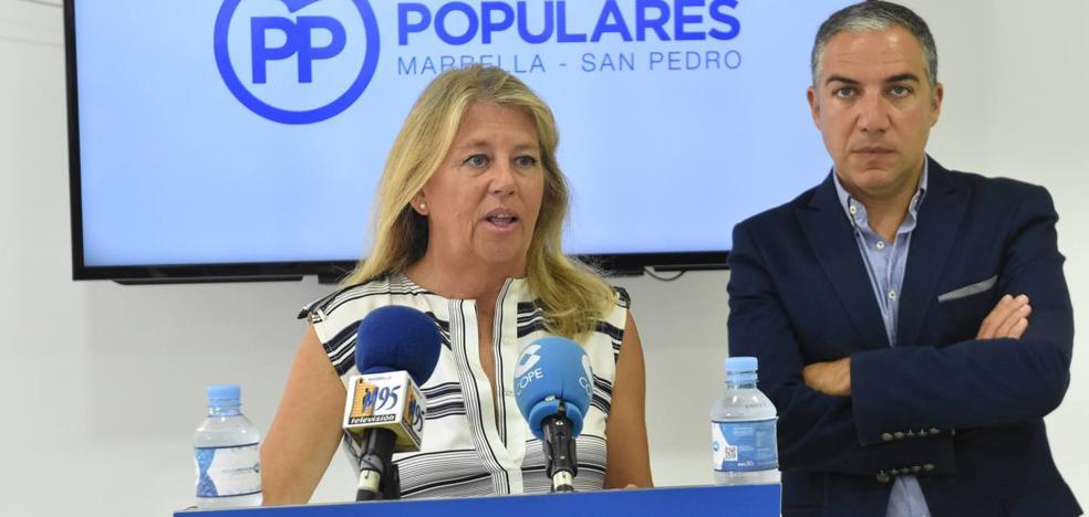 Ángeles Muñoz afirma que el archivo del 'caso PGOU' zanja una polémica contraria a los intereses de Marbella