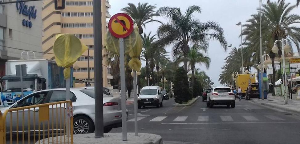 Benalmádena acuerda no demoler la rotonda de Antonio Machado