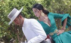 El miércoles de la Feria de Málaga, en fotos y vídeos