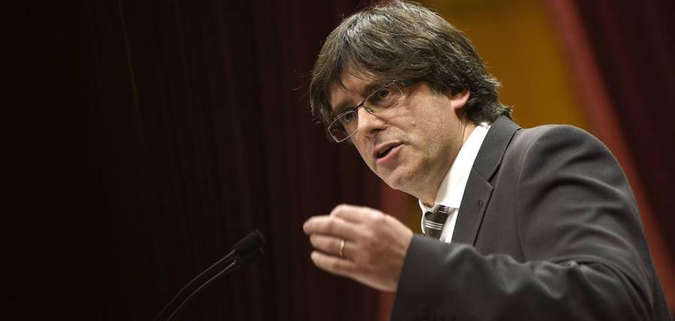 El Constitucional rechazará hoy el recurso de Cataluña para la tramitación exprés del referéndum