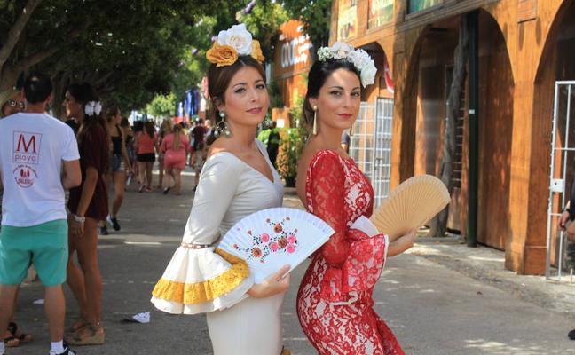 Street-style de la Feria de Málaga: ¿Qué se lleva?