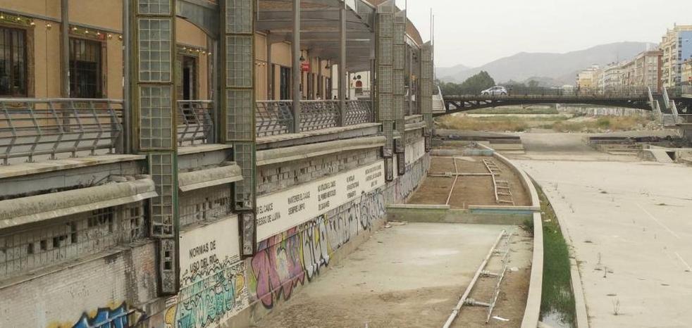 El Ayuntamiento de Málaga elige un equipo técnico externo para redactar el plan del Guadalmedina