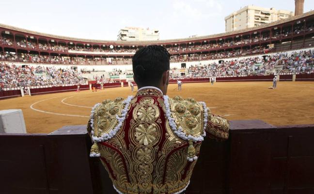 Tarde de toros de Feria: Pacurrón