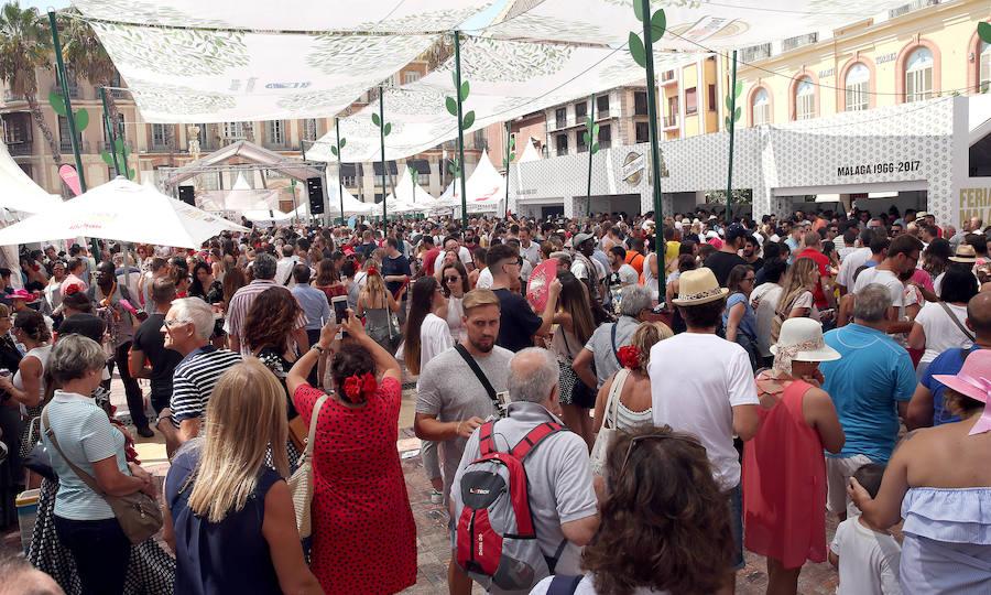 Málaga para la Gente apuesta por una Feria con mayor limpieza y más peso de la «cultura autóctona»
