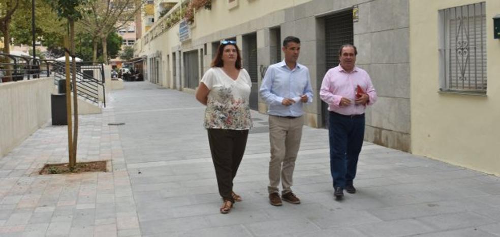Los Arcos de San Enrique estrenan calles sin barreras