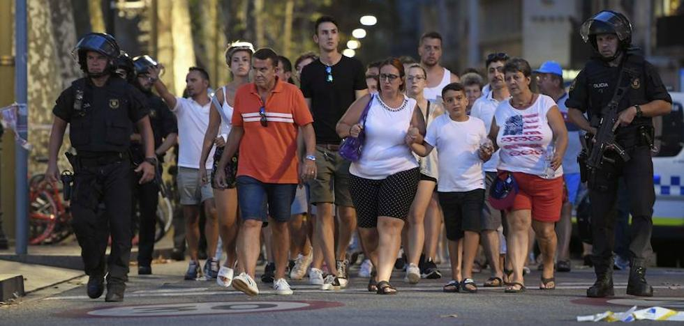 El Daesh se atribuye la autoría del atentado de Barcelona