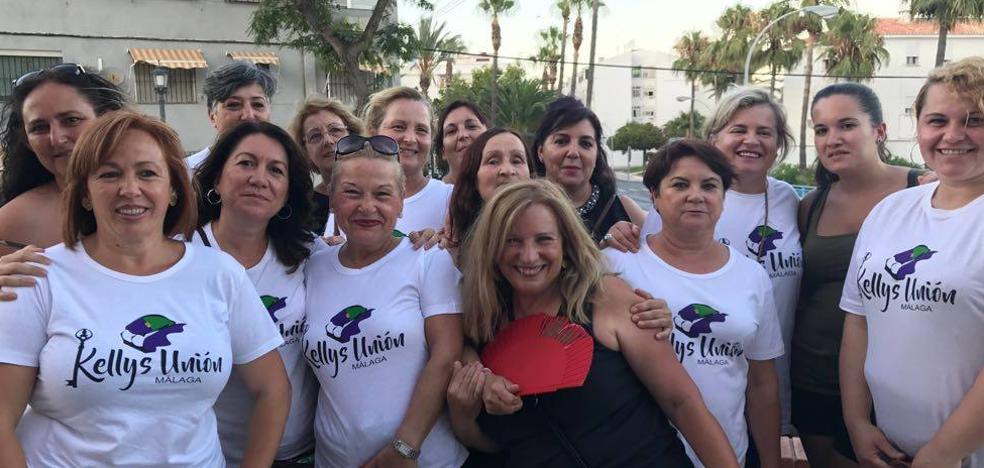 Las camareras de piso de los hoteles de Málaga se movilizan para acabar con la precariedad