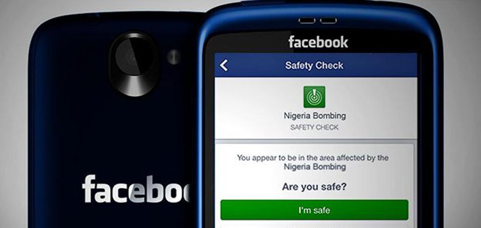 Facebook activa 'safety check' en Barcelona para que sus usuarios confirmen que se encuentran bien