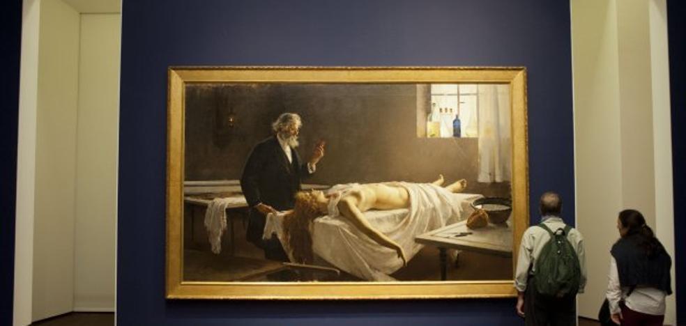 Cultura sólo garantiza el programa educativo de los servicios pendientes del Museo de Málaga