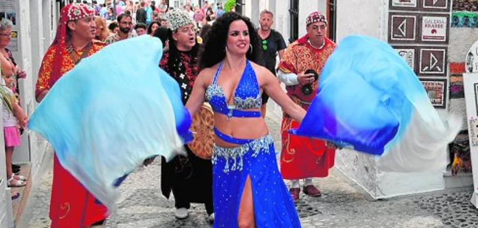 Frigiliana espera a más de 35.000 visitantes en su XII Festival de las Tres Culturas