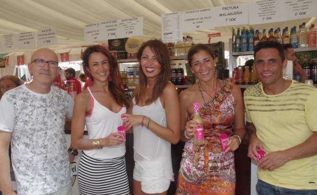 Así se vivió el jueves de Feria en la Caseta Abanico