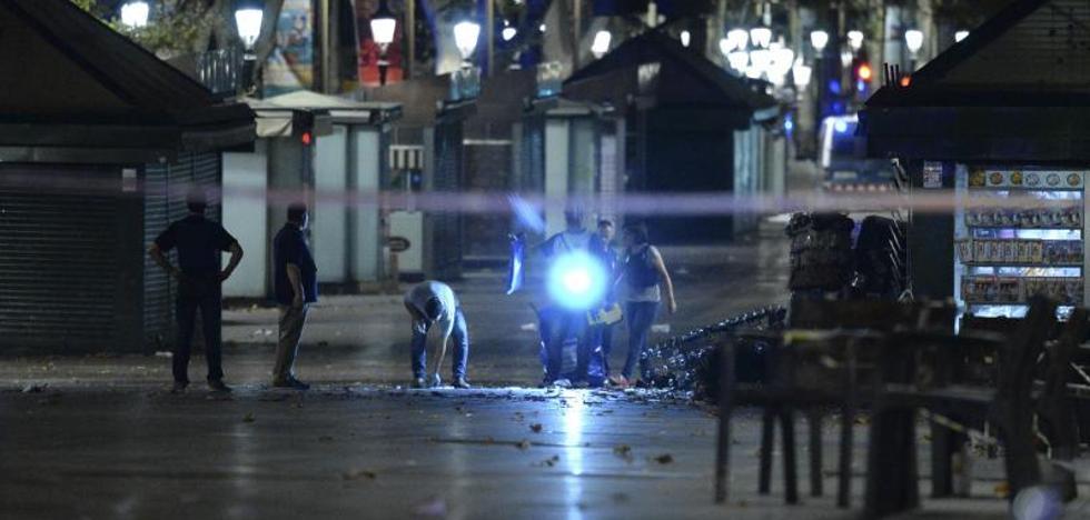 DIRECTO | Minuto a minuto de los atentados en Barcelona y Cambrils