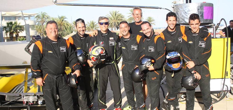 La Escudería SPV Racing presenta su equipo
