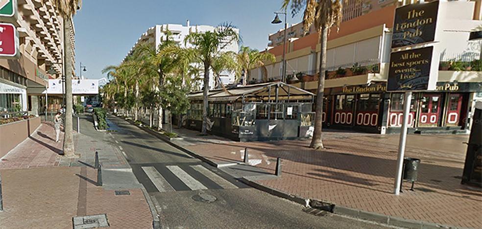 La Policía Nacional detiene a nueve personas por una pelea con cuatro heridos por arma blanca en Fuengirola