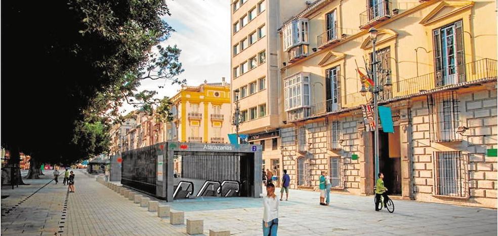 Luz verde al proyecto de renovación de la Alameda y la licitación de la zona central