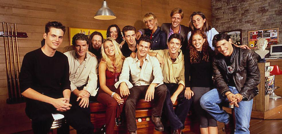 Así están los actores de Al salir de clase, veinte años después
