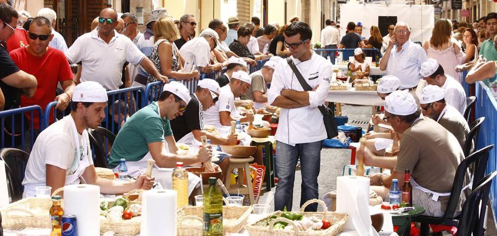 La Real Feria de Antequera pone nota a sus tradiciones