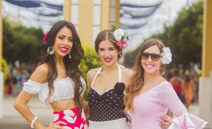 Fotos del último día de la Feria de Málaga en el Real
