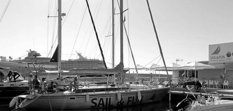 El Puerto recupera una zona abandonada para una base de chárter náuticos