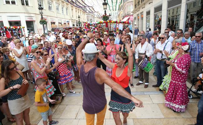 La última jornada de la Feria de Málaga, en fotos