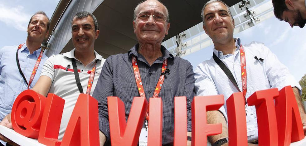 Una contrarreloj desde el Centro de Málaga abrirá la Vuelta 2018