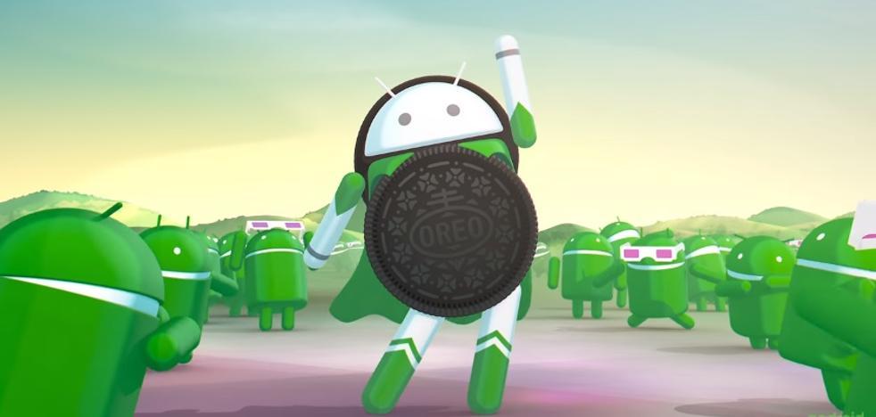 Google lanza Android Oreo