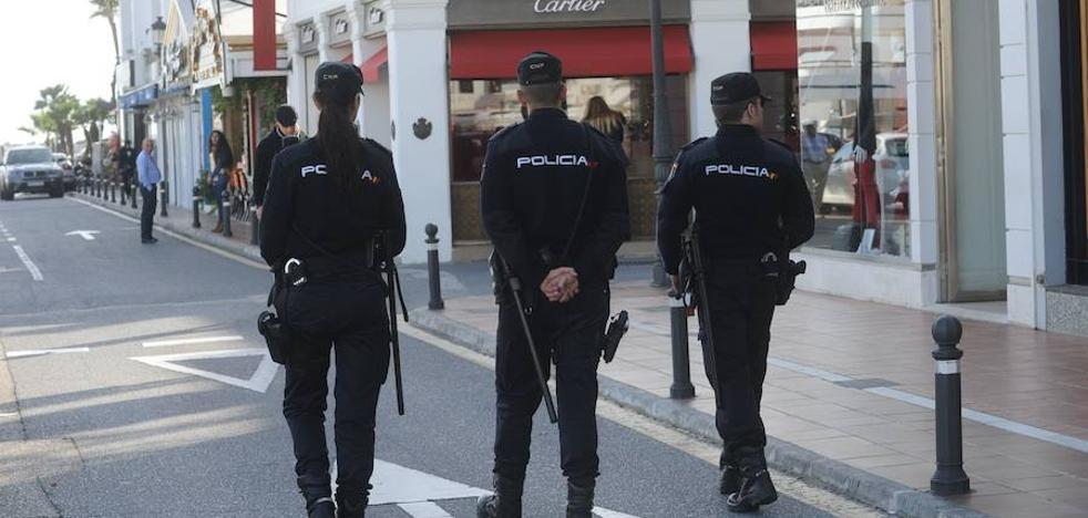 Tres detenidos por agresiones sexuales en Málaga y Marbella