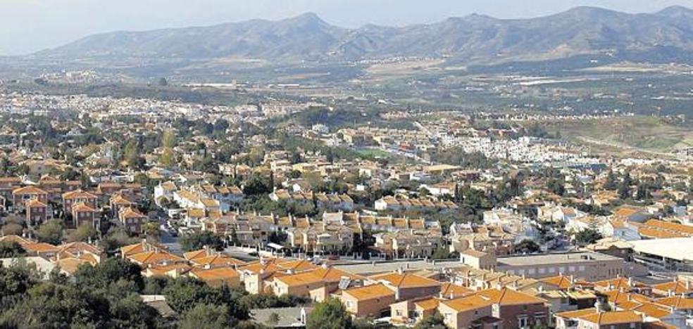 Alhaurín de la Torre divide su territorio en seis grandes distritos de gestión