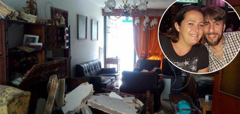 El SOS de Mario García, el carnavalero de Málaga que perdió su casa por una explosión de gas
