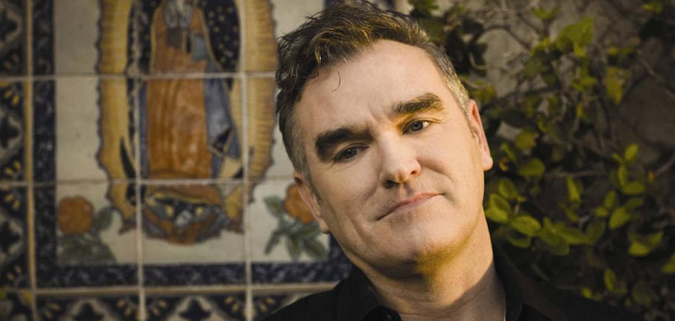 Morrissey anuncia nuevo disco: 'Low in High School'