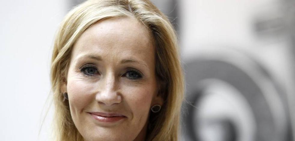 J. K. Rowling gana 154 euros por minuto