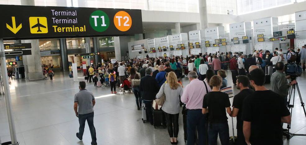 Aena destinará 8,4 millones a remodelar la T-2 y equipararla a la nueva terminal