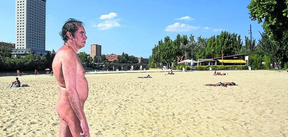 Ismael Rodrigo: «Mancho menos ropa que el resto de la gente»