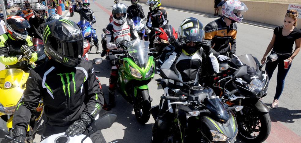 La VII Concentración Mototurística en Torremolinos