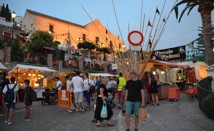 Frigiliana celebra el Festival 3 Culturas