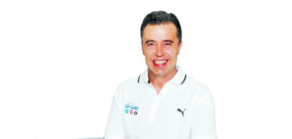 José Antonio Luque: «No tengo miedo a las críticas»