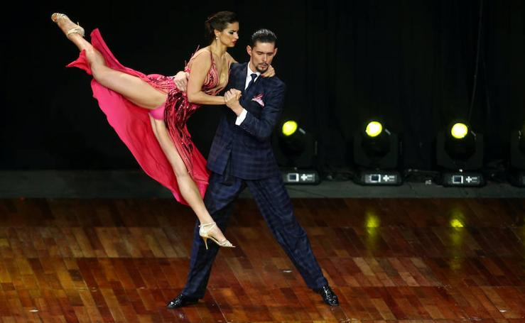 Campeonato Mundial de Tango en Argentina