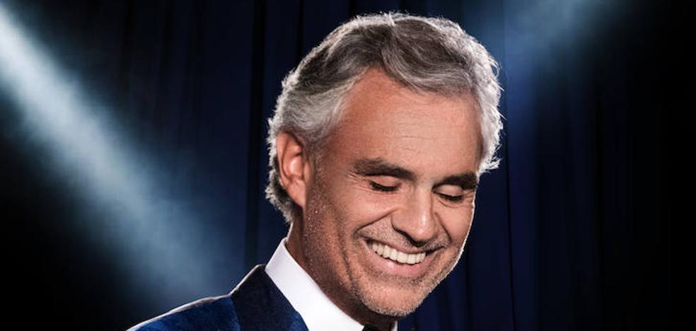 Andrea Bocelli: «Me siento orgulloso de ser el fruto de una cultura campesina»