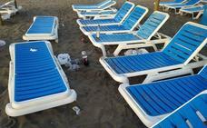 Hamaqueros de Torremolinos reclaman mayor vigilancia nocturna en las playas