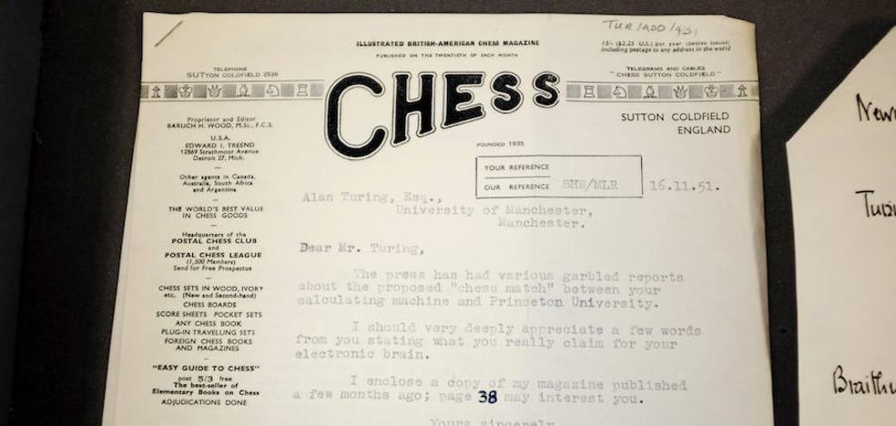 A Turing no le gustaba Estados Unidos