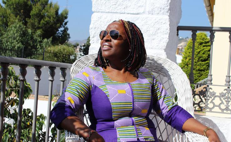 La moda de África llega a la Costa del Sol