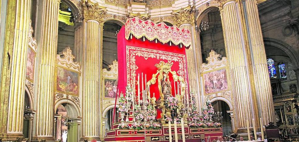 Barajan la plaza de la Constitución como escenario central de la magna de la Patrona