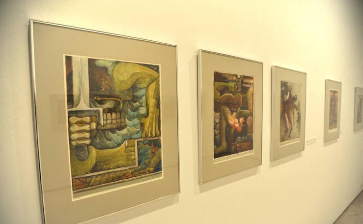 La exposición de Daniel Ponce Montuy, en imágenes