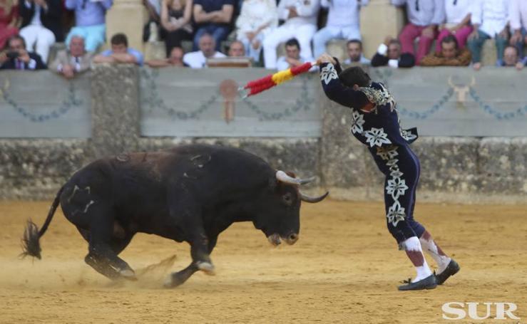 Una Goyesca para el adiós de Rivera Ordóñez