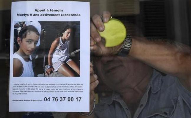 Liberados los dos sospechosos de la desaparición de una niña en Francia