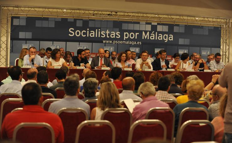 El Comité Provincial extraordinario del PSOE en imágenes